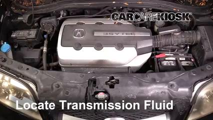 2006 Honda Pilot EX 3.5L V6 Liquide de transmission