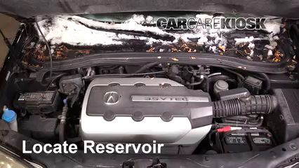 2006 Acura MDX Touring 3.5L V6 Liquide essuie-glace
