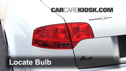 2006 Audi A4 Quattro 2.0L 4 Cyl. Turbo Luces