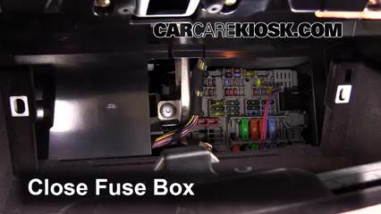 Interior Fuse Box Location: 2006-2013 BMW 325i - 2006 BMW 325i 3.0L 6 Cyl. | Bmw Fuse Box Location 325i |  | CarCareKiosk