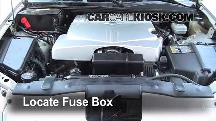 2006 Cadillac CTS 3.6L V6 Fusible (motor) Control