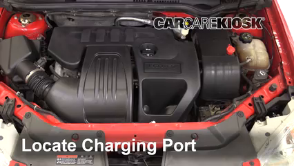 2006 Chevrolet Cobalt LT 2.2L 4 Cyl. Coupe (2 Door) Climatisation