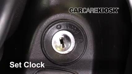 2006 Chevrolet Cobalt LT 2.2L 4 Cyl. Coupe (2 Door) Horloge
