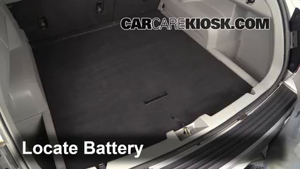 2006 Dodge Magnum RT 5.7L V8 Batterie