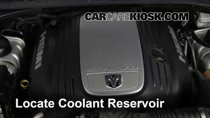 2006 Dodge Magnum RT 5.7L V8 Coolant (Antifreeze)