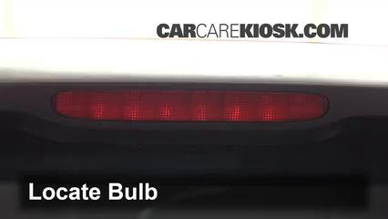 2006 Dodge Magnum RT 5.7L V8 Luces Luz de freno central (reemplazar foco)