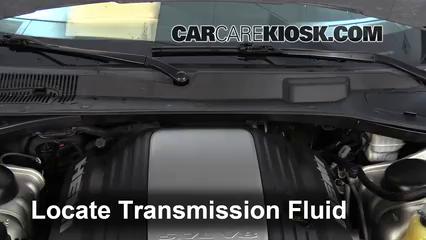 2010 Dodge Challenger RT 5.7L V8 Transmission Fluid