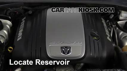 2006 Dodge Magnum RT 5.7L V8 Windshield Washer Fluid