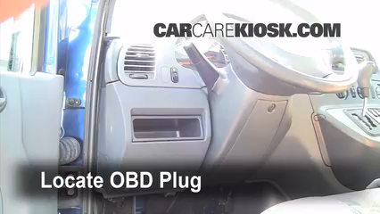 2006 Dodge Sprinter 2500 2.7L 5 Cyl. Turbo Diesel Standard Passenger Van (3 Door) Check Engine Light