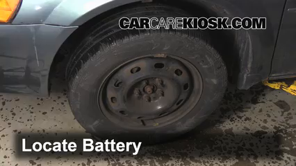 2006 Dodge Stratus SXT 2.7L V6 Batterie