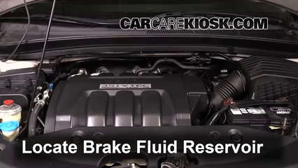 2006 Honda Odyssey Touring 3.5L V6 Brake Fluid
