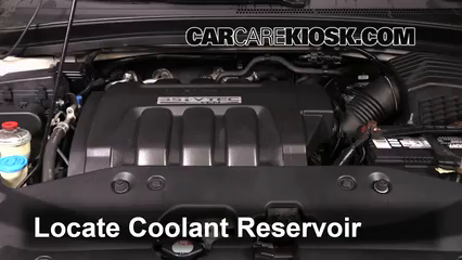 2006 Honda Odyssey Touring 3.5L V6 Coolant (Antifreeze)