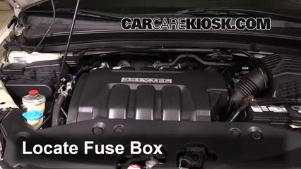 2006 Honda Odyssey Touring 3.5L V6 Fuse (Engine)