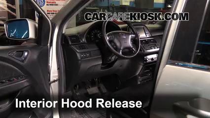 2006 Honda Odyssey Touring 3.5L V6 Belts