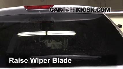 2006 Honda Odyssey Touring 3.5L V6 Windshield Wiper Blade (Rear)