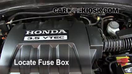 2006 Honda Pilot EX 3.5L V6 Fuse (Engine)