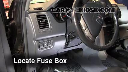 2006 Honda Pilot EX 3.5L V6 Fuse (Interior)