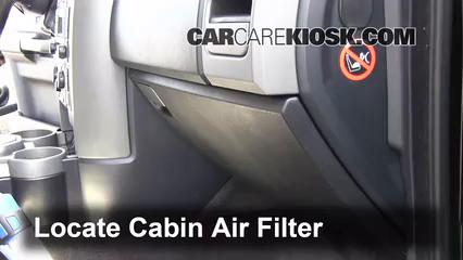 2006 Land Rover LR3 SE 4.4L V8 Air Filter (Cabin)
