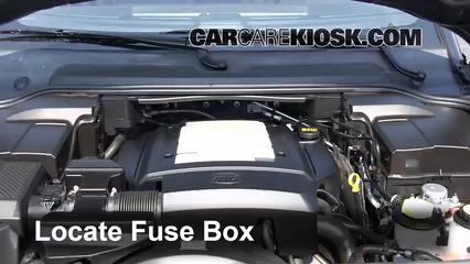 2006 Land Rover LR3 SE 4.4L V8 Fuse (Engine)
