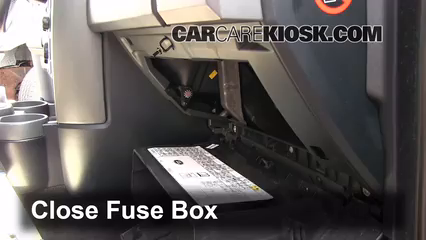 Interior Fuse Box Location: 2005-2009 Land Rover LR3 - 2006 Land Rover LR3  SE 4.4L V8 | City Rover Fuse Box Location |  | CarCareKiosk