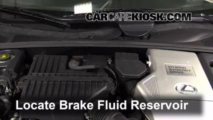 2006 Lexus RX400h 3.3L V6 Brake Fluid