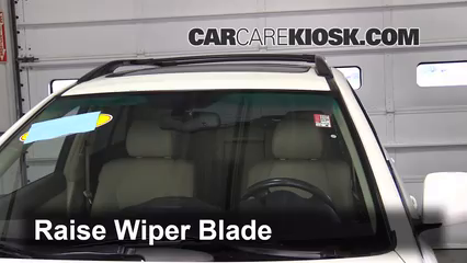 2006 Lexus RX400h 3.3L V6 Windshield Wiper Blade (Front)