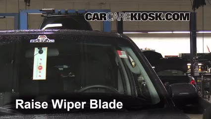 2006 Mazda Tribute S 3.0L V6 Windshield Wiper Blade (Front)