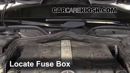 2006 Mercedes-Benz E500 5.0L V8 Fuse (Engine)