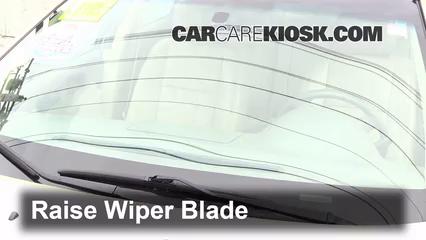 2006 Mercury Milan Premier 3.0L V6 Windshield Wiper Blade (Front) Replace Wiper Blades