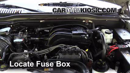 2006 Mercury Mountaineer Convenience 4.0L V6 Fuse (Engine)
