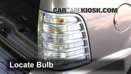 2006 Mercury Mountaineer Convenience 4.0L V6 Lights