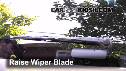 2006 Mercury Mountaineer Convenience 4.0L V6 Windshield Wiper Blade (Rear)