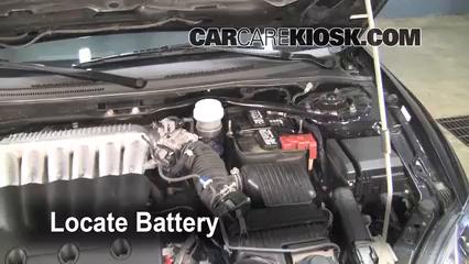 2006 Mitsubishi Eclipse GT 3.8L V6 Battery