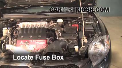 2006 Mitsubishi Eclipse GT 3.8L V6 Fuse (Engine)