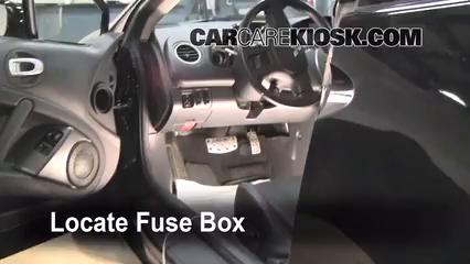 2006 Mitsubishi Eclipse GT 3.8L V6 Fuse (Interior)