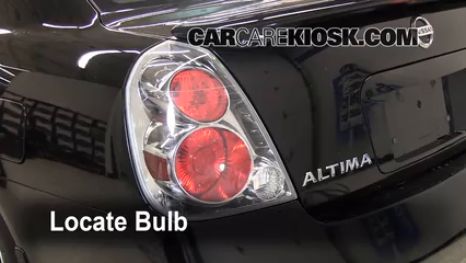 2006 Nissan Altima SE 3.5L V6 Lights