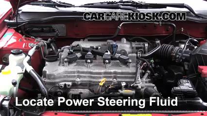 2006 Nissan Sentra S 1.8L 4 Cyl. Pérdidas de líquido Líquido de dirección asistida (arreglar pérdidas)