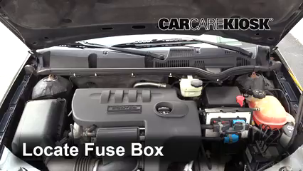 2006 Saturn Ion-3 2.2L 4 Cyl. Coupe Fusible (motor)