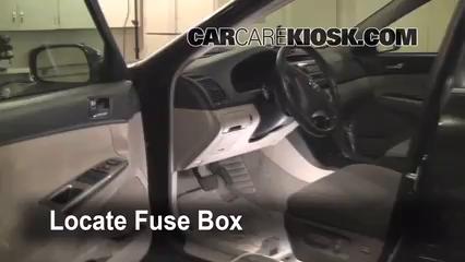 2006 Toyota Camry LE 2.4L 4 Cyl. Fuse (Interior)