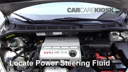 2006 Toyota Sienna LE 3.3L V6 Power Steering Fluid