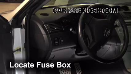 2006 Toyota Solara SLE 3.3L V6 Coupe Fuse (Interior)