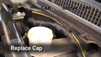 2006 acura tl brake fluid type