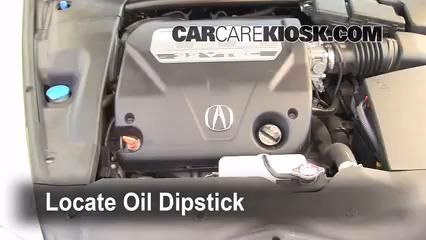 2004 2008 acura tl oil leak fix 2007 acura tl 3 2l v6 rh carcarekiosk com Acura TL Type S Acura RL Manual Swap