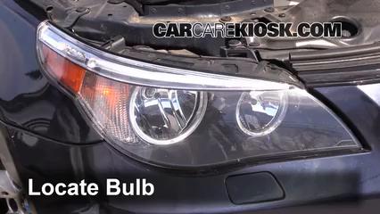 How to Add Refrigerant to a 2004-2010 BMW 525i - 2007 BMW