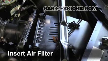 Air Filter How To 2005 2009 Buick Lacrosse 2007 Buick Lacrosse