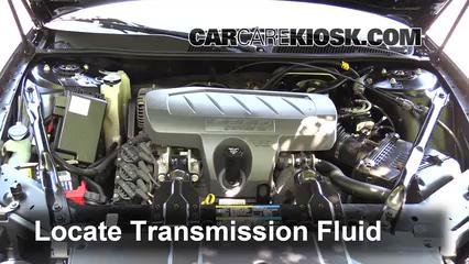 Excellent Transmission Fluid Leak Fix 2005 2009 Buick Lacrosse 2007 Buick Wiring 101 Mecadwellnesstrialsorg