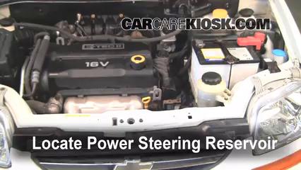 power steering leak fix 2007 2011 chevrolet aveo5 2007 chevrolet rh carcarekiosk com