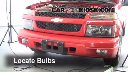 Replace a Fuse: 2004-2012 Chevrolet Colorado - 2007