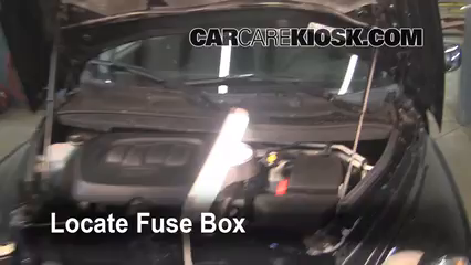 2007 Chevrolet HHR LT 2.2L 4 Cyl.%2FFuse Engine Part 1 saturn ion fuse box saturn astra fuse box \u2022 free wiring diagrams 96 Saturn SC2 Fuse Box at bakdesigns.co