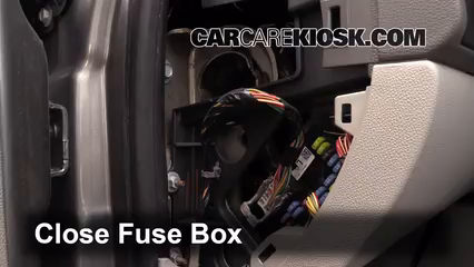 interior fuse box location: 2007-2014 gmc sierra 3500 hd ... gmc t7500 box truck fuse box location